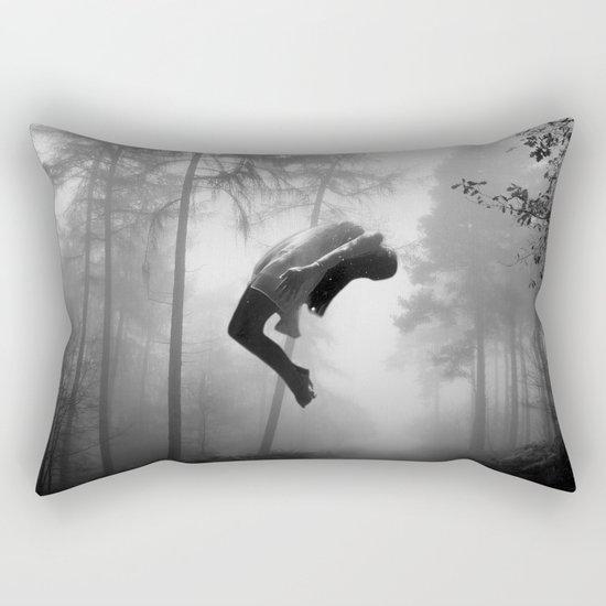 LEVITATION Rectangular Pillow