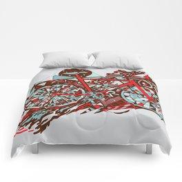 FIX TRIP ~ GREY Comforters