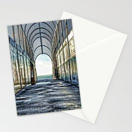Bridge to the sea Stationery Cards