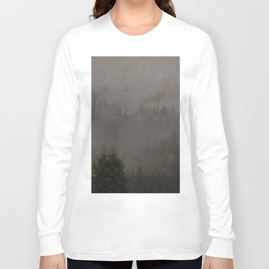 Forest of My Heart Long Sleeve T-shirt