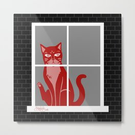 Döme, House of Cats Metal Print