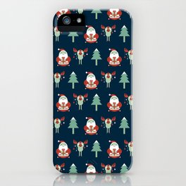 Lovely Christmas iPhone Case