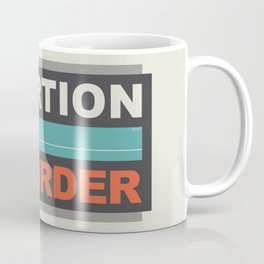 Abortion Is Murder Coffee Mug