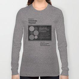 the manual Long Sleeve T-shirt