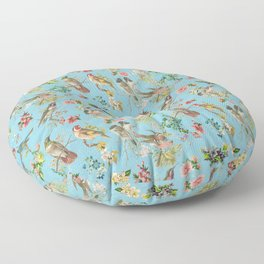 Magic Birds - Hummingbird Floor Pillow