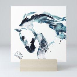 Horse (New Storm) Mini Art Print