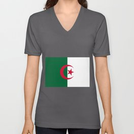 Dz Flag Unisex V-Neck