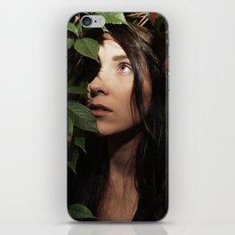 Lie In Wait iPhone Skin