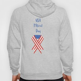 USA Patriot Day - September 11 - Day to pray and hope Hoody
