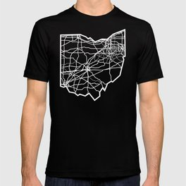 Ohio Love Where You're From T-shirt