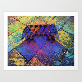 20180802 Art Print