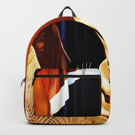 Palm in Spring Backpack