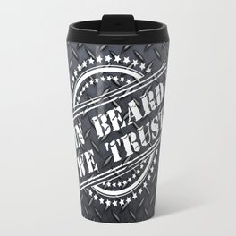 Beard trust Travel Mug