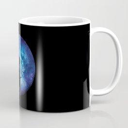 Sasuke Silhouette Uchiha Coffee Mug