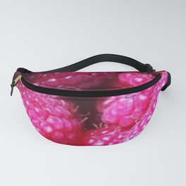 Summer with Raspberries Fanny Pack