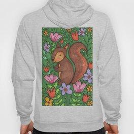 Spring Squirrel Hoody