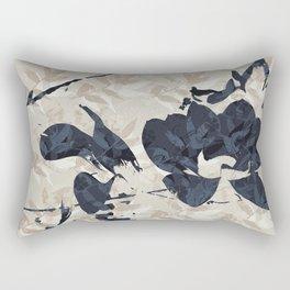 Spring Flower Rectangular Pillow