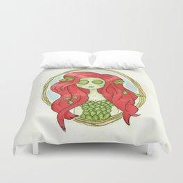 Poison Ivy Duvet Cover