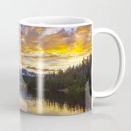 Mile High Sunset Coffee Mug