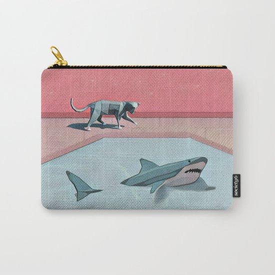 Shark and Kitty by jblittlemonsters