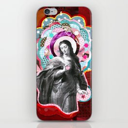 Maria (mãe de Jesus) Mary (mother of Jesus) #3 iPhone Skin