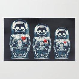 Nesting Doll X-Ray Rug