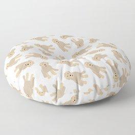 'Ruff Life' Dog Goldendoodle Floor Pillow
