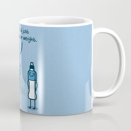 Water Weight Coffee Mug