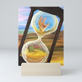 Out Of Time Mini Art Print