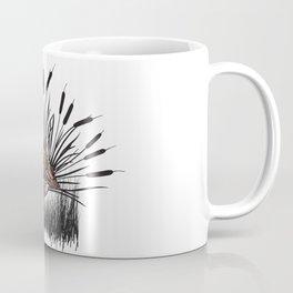 Goose in a reed Coffee Mug