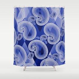 Slip And Slide Shower Curtain