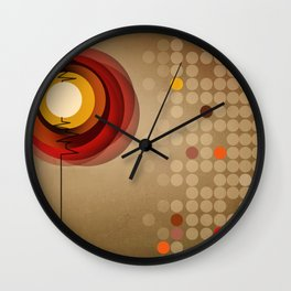 Repercussion Wall Clock