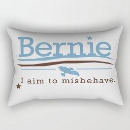 Misbehave Rectangular Pillow