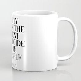 coco quote Coffee Mug