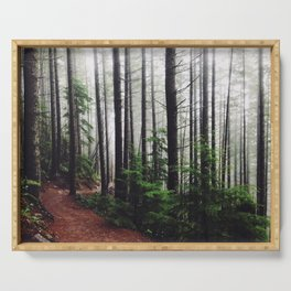 Forest Walk Serving Tray