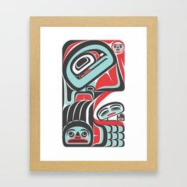 Nang Jáadas – 1 Framed Art Print