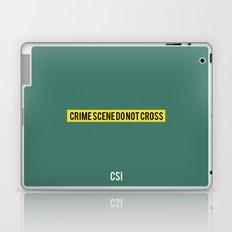 CSI - Minimalist Laptop & iPad Skin