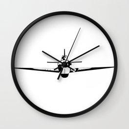 Fighter Wall Clock