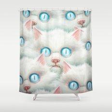 Kittehz I Shower Curtain