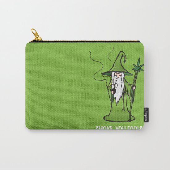 Ganjalf The Green Carry-All Pouch