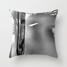 Ghost Gangster Throw Pillow