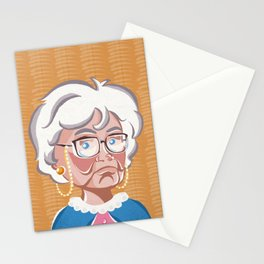 Golden Girls - Sophia Petrillo Stationery Cards