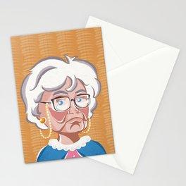 Golden Girls - Sophia Petrillo Stationery Cards