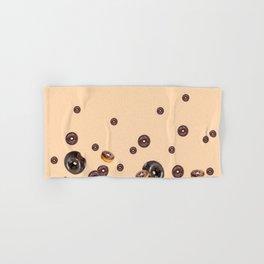 LOVE MY CHOCOLATE  DONUTS Hand & Bath Towel