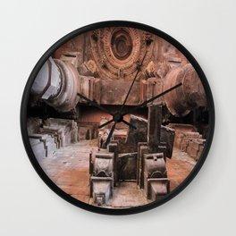 Temple of Shiva Wall Clock