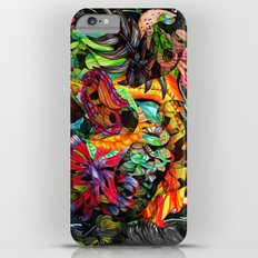 Just another day in the jungle iPhone 6 Plus Slim Case