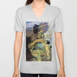 The Water Babies - Digital Remastered Edition Unisex V-Neck