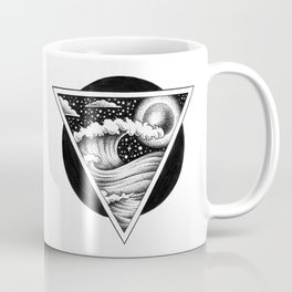 GIANT WAVES Coffee Mug