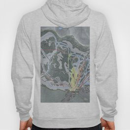 Stevens Pass Trail Map Hoody