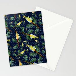 Grevillea - Australian Native Florals Stationery Cards